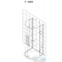 Душевой уголок Wasserfalle F-2002