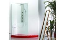 Элегантный стиль душевого уголка Wasserfalle W 457